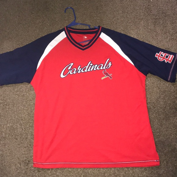 best sneakers 6e815 c4ffb Red Cardinals baseball jersey freese 23